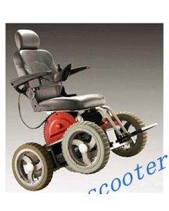 2700w 16inch strong power barrier-free cross-country climb the stairs electric wheelchair (ppzcg-01)
