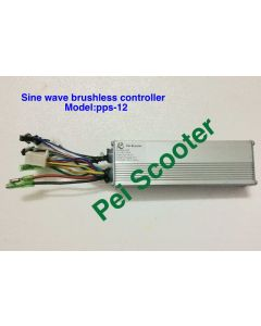 30A 12 tubes Brushless dc motor controller with sine wave pps-12