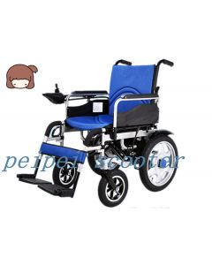 10inch 16inch comfortable folding electric wheelchair (PPSE-gh1)