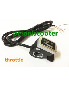 commonly used with indicative Throttle ppth-01c