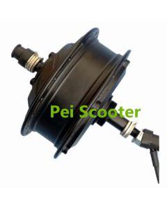 500W Brushless gear drive wheel ,Electric bike hub spoke motor,rear wheel,fork size 135 mm phub-539R