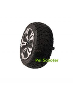 8 inch wide tire single axle hub motor wheel for balance scooter phub-8aws