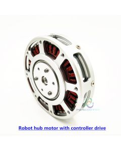 New Robot dog joint hub motor with controller drive prm-01