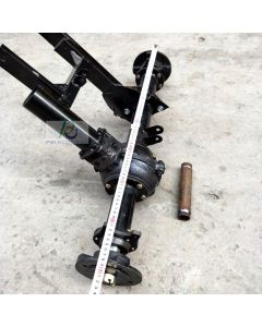SUV beach car rear axle Kit,disc brake style or drum brake style pra-01