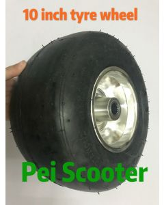 10 inch 10x4.5-5 tyre for transaxle motor mobility balancing scooter kit phub-10st