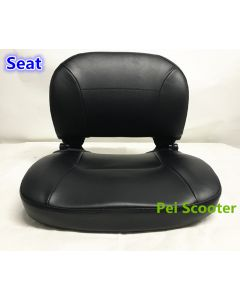 16inch width wheelchair scooter seat good quality pps-se