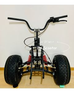 16inch 16 inch wheel,for scooter,Lawn mower,ATV,Sweeping machine,steering system,DIY assembly phub-1230