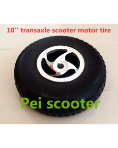 10 inch 260X85 lid tyre for transaxle motor mobility scooter tire kit phub-162t