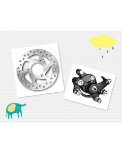 Disc brake sets ppdb-01