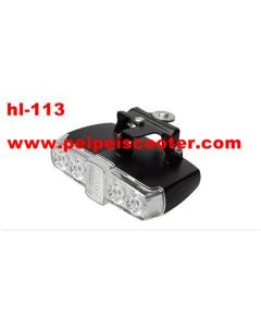 power bike front light led hl-113