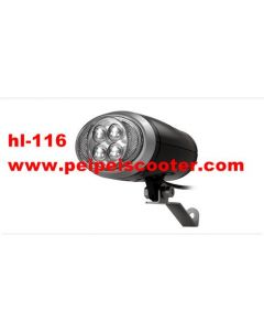 electric bicycle front lamp led hl-116