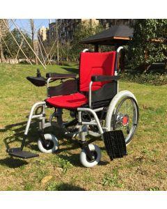8 inch 22 inch cheap ordinary power wheelchair ppse-14a
