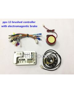 30A brushed dc motor controller with electromagentic brake pps-13