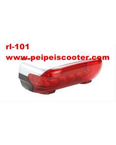 electric bicycle rear lamp led rl-101