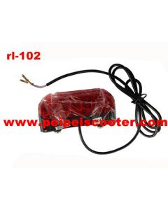 electric bicycle tail light led rl-102