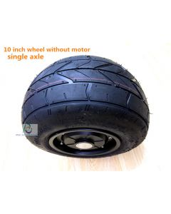 10 inch 10x6-5.5 tyre wheel without motor phub-188sm